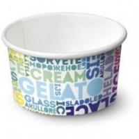 Pot de glace en carton 265ml - 2 ou 3 boules