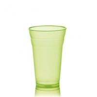 Verre en plastique transparent pour granité 500CC