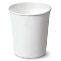 Pots de glace carton