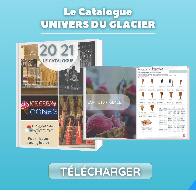 Téléchargement du catalogue Univers du Glacier